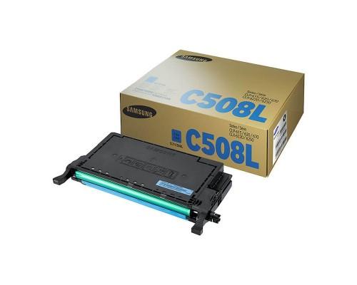 Заправка картриджа Samsung CLT-C508L