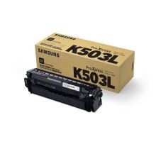 Заправка картриджа CLT-K503L
