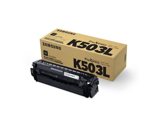 Заправка картриджа Samsung CLT-K503L
