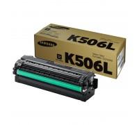 Заправка картриджа CLT-K506L
