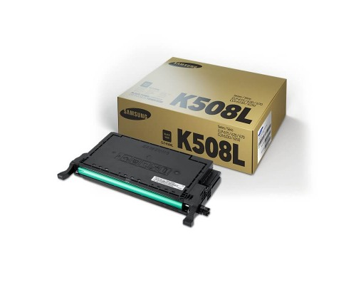 Заправка картриджа Samsung CLT-K508L