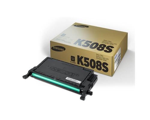 Заправка картриджа Samsung CLT-K508S