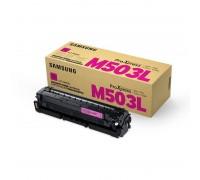 Заправка картриджа CLT-M503L