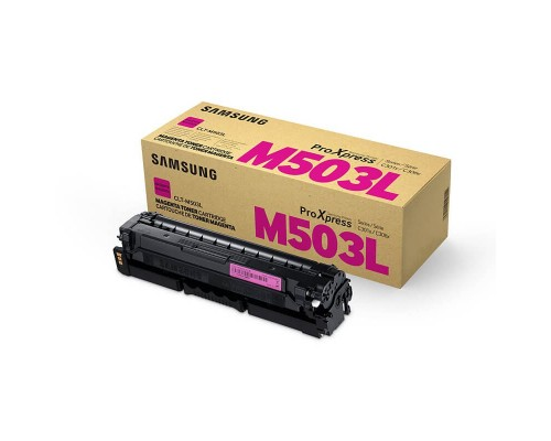 Заправка картриджа Samsung CLT-M503L