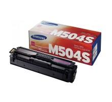 Заправка картриджа CLT-M504S