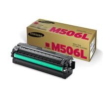Заправка картриджа CLT-M506L