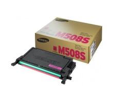 Заправка картриджа CLT-M508S