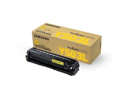 Заправка картриджа Samsung CLT-Y503L