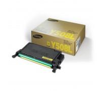 Заправка картриджа CLT-Y508L