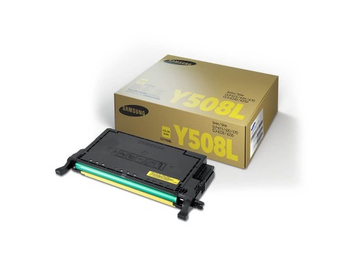 Заправка картриджа Samsung CLT-Y508L