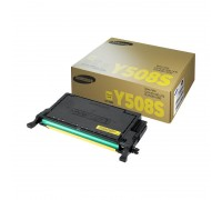 Заправка картриджа CLT-Y508S