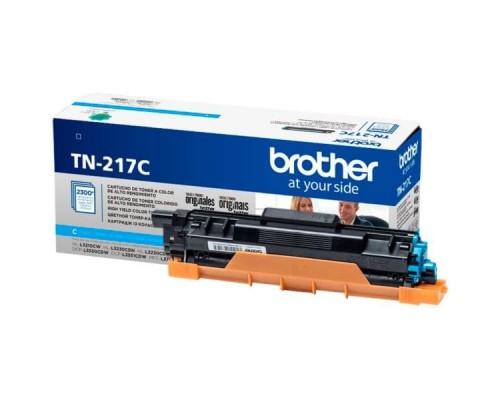 Заправка картриджа Brother TN-217C