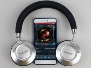 Обзор Bluetooth-наушников Microlab T969BT