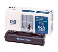 Заправка картриджа HP C3906A (06A)