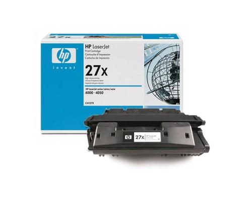 Заправка картриджа HP C4127X (27X)