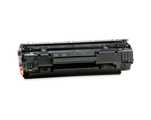 Заправка картриджа HP CB436A (36A)