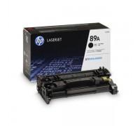 Заправка картриджа HP CF289A (89A)