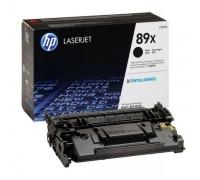 Заправка картриджа HP CF289X (89X)