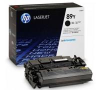 Заправка картриджа HP CF289Y (89Y)