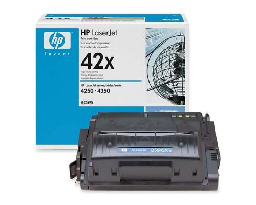 Заправка картриджа HP Q5942X (42X)