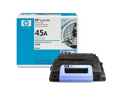 Заправка картриджа HP Q5945A (45A)