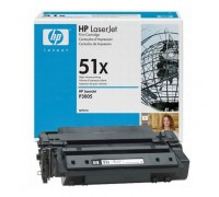 Заправка картриджа HP Q7551X (51X)