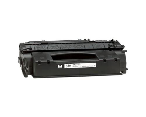 Заправка картриджа HP Q7553X (53X)