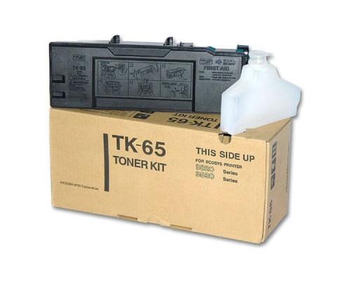 Заправка картриджа Kyocera TK-65