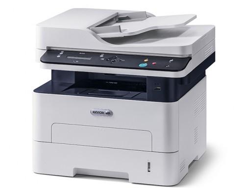 Прошивка принтера Xerox B205