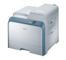 Заправка картриджа Samsung CLP-600
