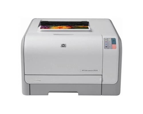 Заправка картриджа HP Color LaserJet CP1215