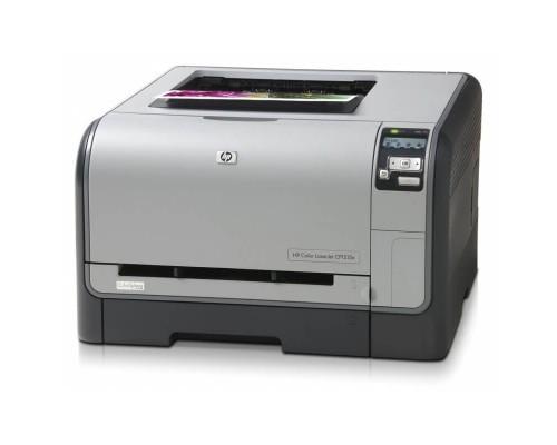 Заправка картриджа HP Color LaserJet CP1515n