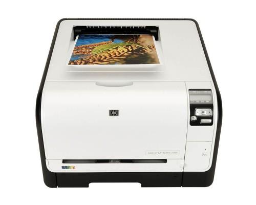 Заправка картриджа HP Color LaserJet CP1525nw