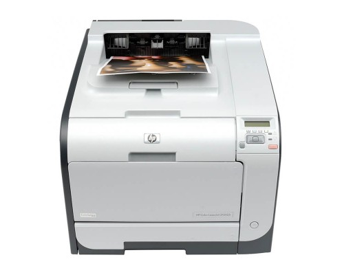 Заправка картриджа HP Color LaserJet CP2025