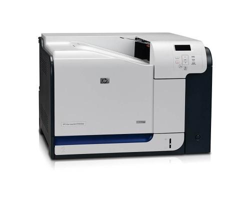 Заправка картриджа HP Color LaserJet CP3525dn