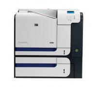 Заправка картриджа HP Color LaserJet CP3525x