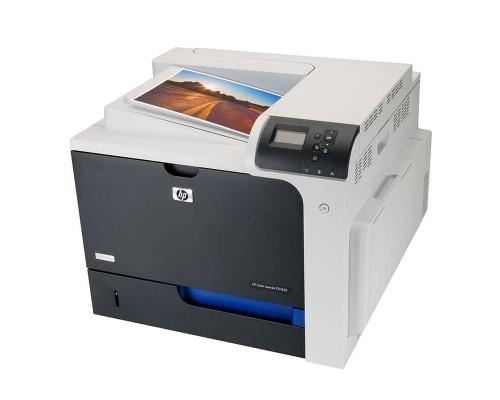 Заправка картриджа HP Color LaserJet CP4525dn