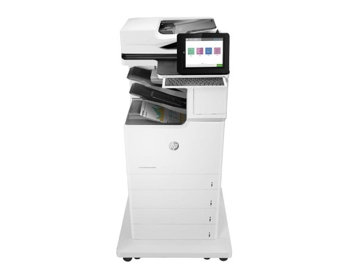 Заправка картриджа HP Color LaserJet Enterprise Flow MFP M681z