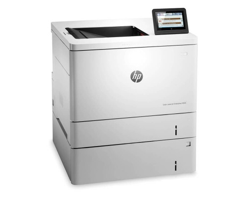Заправка картриджа HP Color LaserJet Enterprise M553x