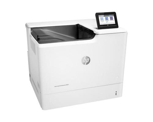 Заправка картриджа HP Color LaserJet Enterprise M653dn