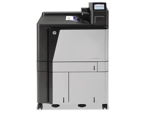 Заправка картриджа HP Color LaserJet Enterprise M855x+