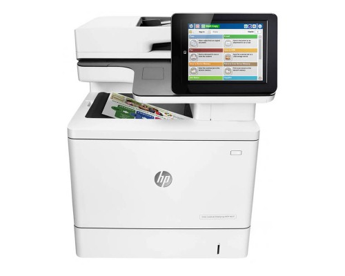Заправка картриджа HP Color LaserJet Enterprise MFP M577dn