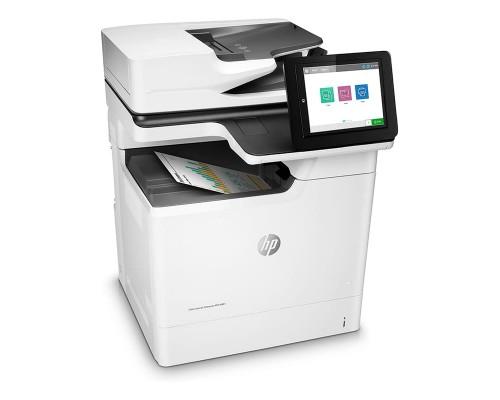 Заправка картриджа HP Color LaserJet Enterprise MFP M681dh