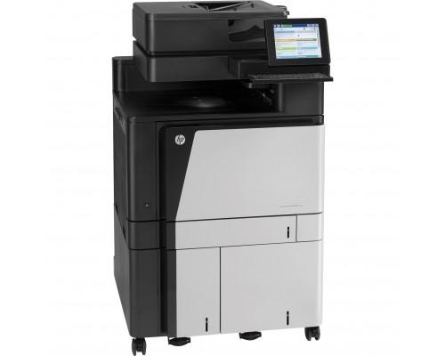 Заправка картриджа HP Color LaserJet Flow MFP M880
