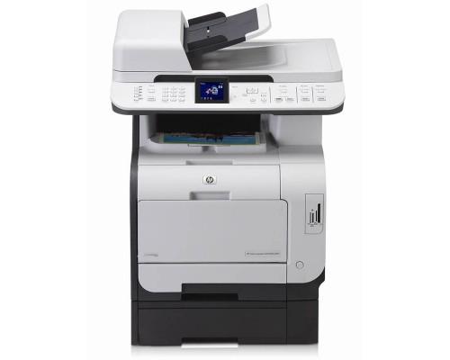 Заправка картриджа HP Color LaserJet MFP CM2320fxi