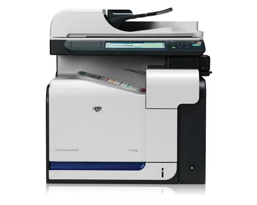 Заправка картриджа HP Color LaserJet MFP CM3530fs