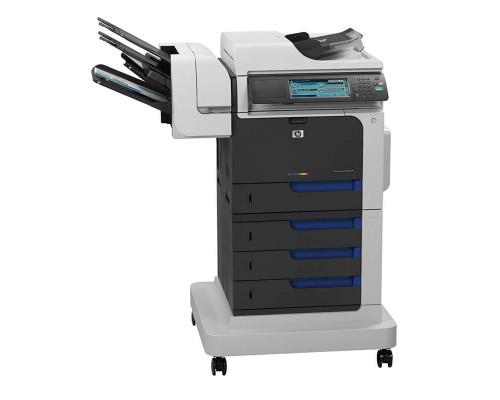 Заправка картриджа HP Color LaserJet MFP CM4540fskm