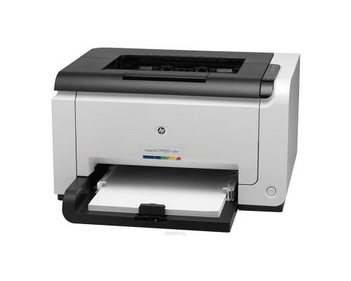 Заправка картриджа HP Color LaserJet Pro CP1025