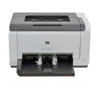 Заправка картриджа HP Color LaserJet Pro CP1025nw