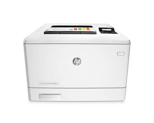 Заправка картриджа HP Color LaserJet Pro M452nw